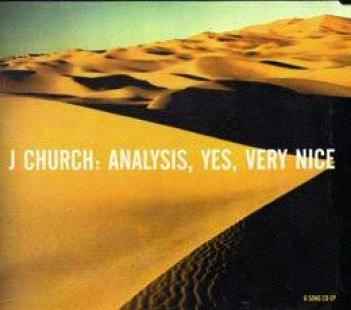 J Church - Analysis, Yes, Very Nice (1995)