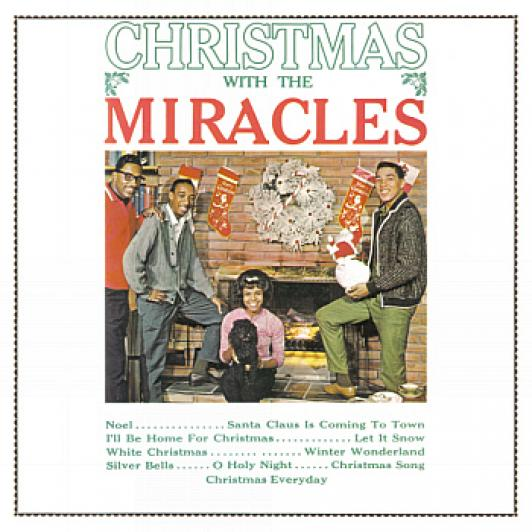 The Miracles - Christmas With The Miracles (1963)