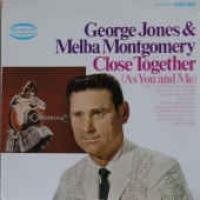 George Jones & Melba Montgomery - Close Together (As You And Me) (1966)
