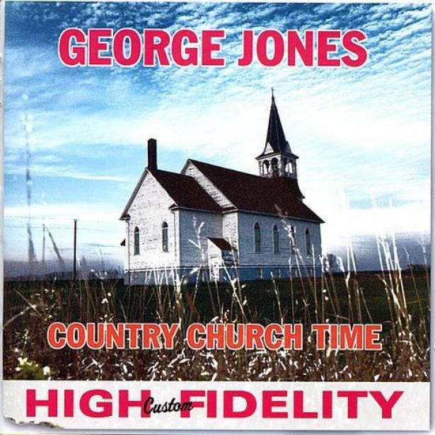 George Jones - Country Church Time (1959)