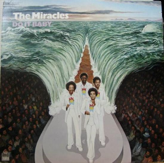 The Miracles - Do It Baby (1974)