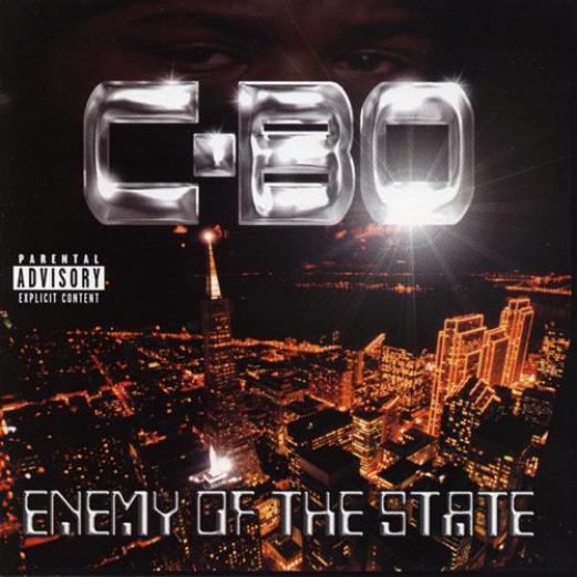 C-Bo - Enemy Of The State (2000)