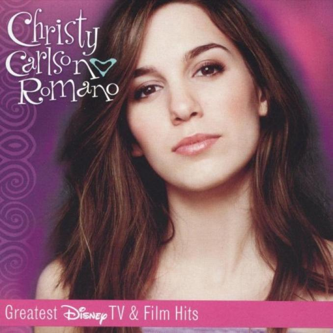Christy Carlson Romano - Greatest Disney TV & Film Hits (2004)