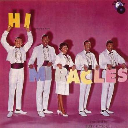 The Miracles - Hi... We're The Miracles (1961)