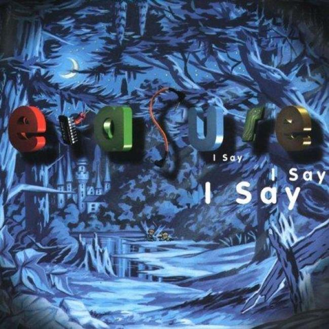 Erasure - I Say I Say I Say (1994)