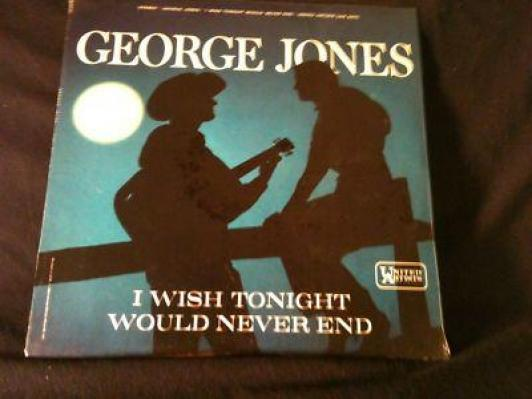 George Jones - I Wish Tonight Would Never End (1963)
