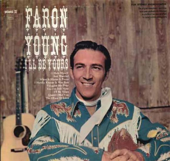 Faron Young - I'll Be Yours (1968)