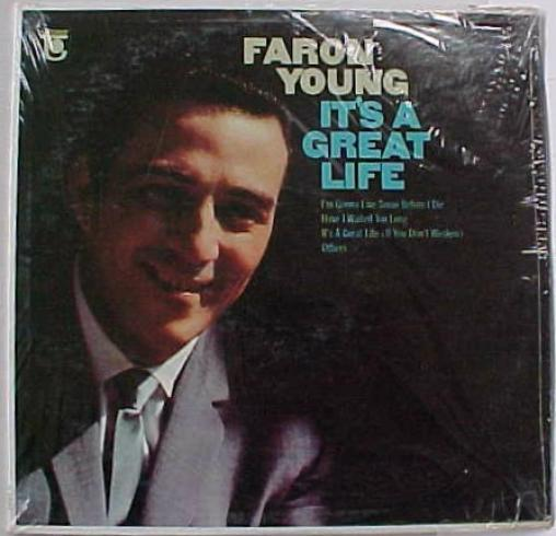 Faron Young - It's A Great Life (1966)