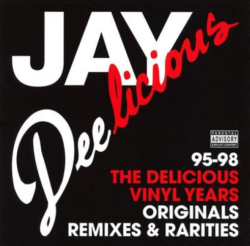 J Dilla - Jay Deelicious: The Delicious Vinyl Years (2007)