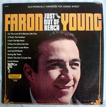 Faron Young - Just Out Of Reach (1968)