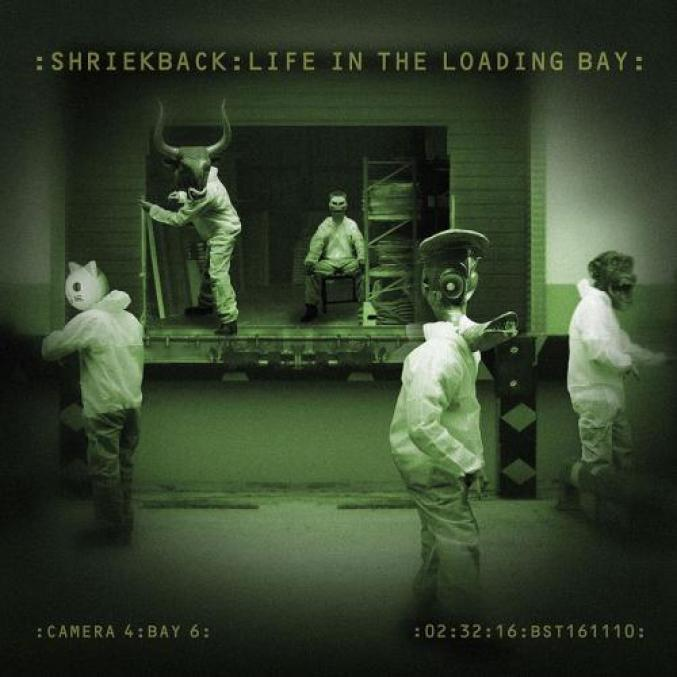 Shriekback - Life In The Loading Bay (2010)