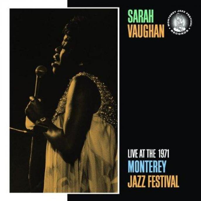 Sarah Vaughan - Live At The 1971 Monterey Jazz Festival (2007)