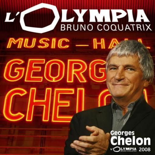 Georges Chelon - L'Olympia 2008 (2008)