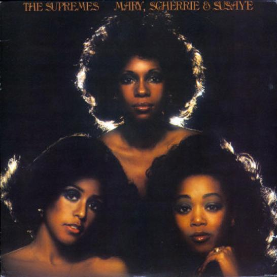 The Supremes - Mary, Scherrie & Susaye (1976)