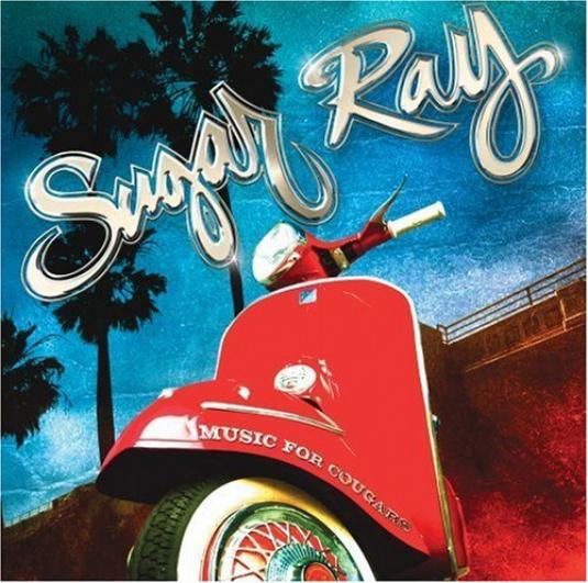 Sugar Ray - Music For Cougars (2009)