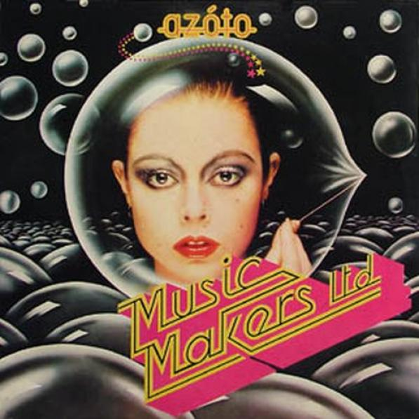 Azoto - Music Makers Ltd (1978)