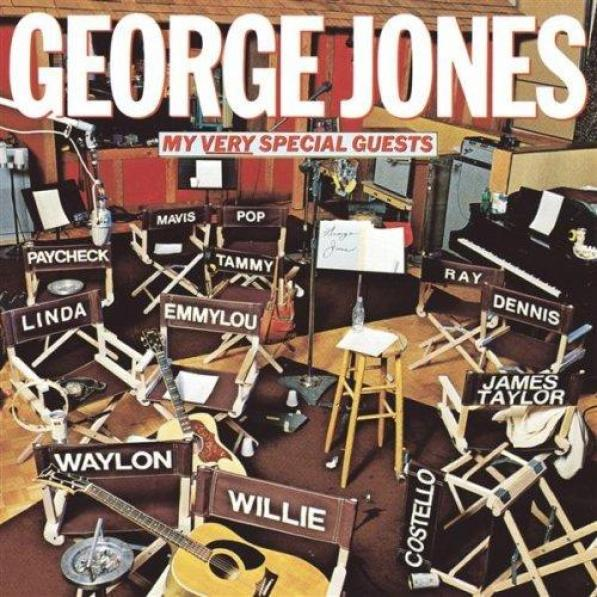 George Jones - My Very Special Guests (1979)