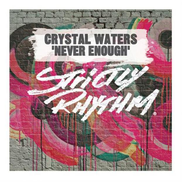 Crystal Waters - Never Enough (2008)