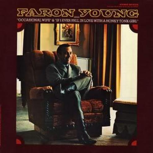 Faron Young - Occasional Wife (1970)