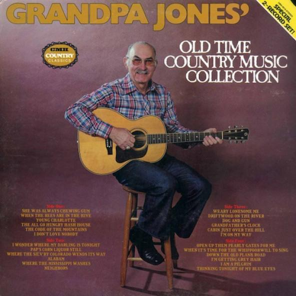 Grandpa Jones - Old Time Country Music Collection (1979)