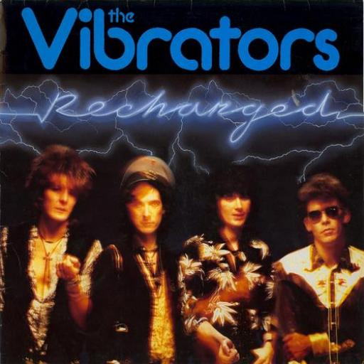 The Vibrators - Recharged (1988)