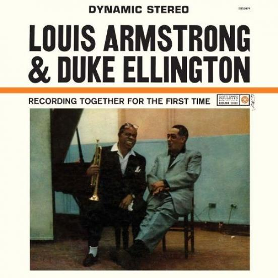 Louis Armstrong & Duke Ellington - Recording Together For The First Time (1961)
