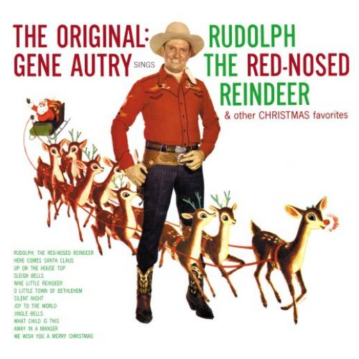 Gene Autry - Rudolph The Red-Nosed Reindeer & Other Christmas Favorites (1957)