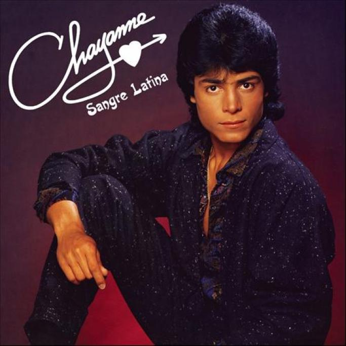Chayanne - Sangre Latina (1986)
