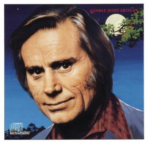 George Jones - Shine On (1983)