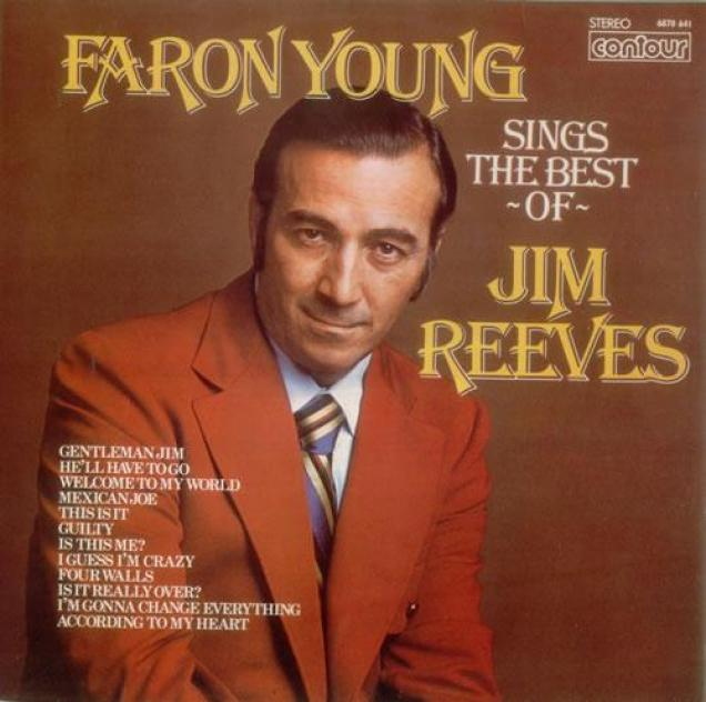 Faron Young - Sings The Best Of Jim Reeves (1966)