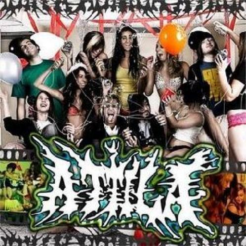 Attila - Soundtrack To A Party (2008)