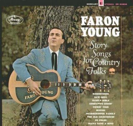 Faron Young - Story Songs For Country Folks (1964)