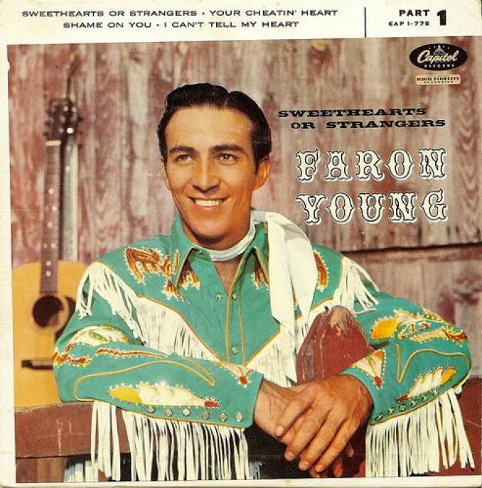Faron Young - Sweethearts Or Strangers (1957)