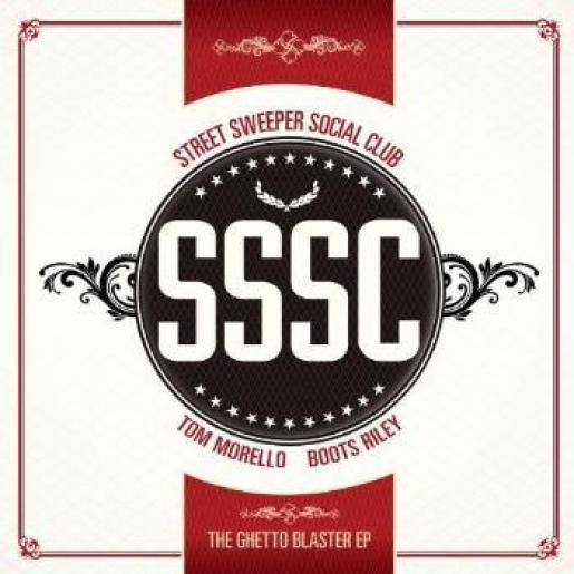 Street Sweeper Social Club - The Ghetto Blaster EP (2010)