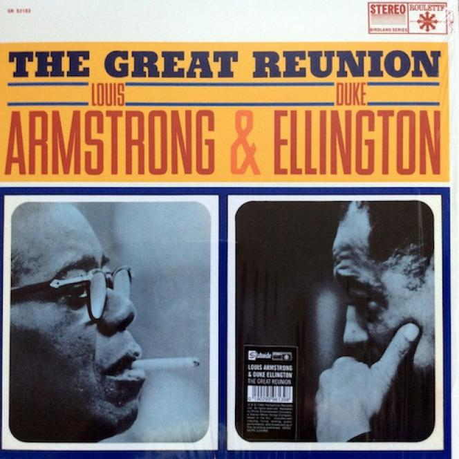 Louis Armstrong & Duke Ellington - The Great Reunion (1963)
