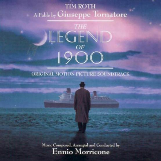 Ennio Morricone - The Legend Of 1900 (1999)