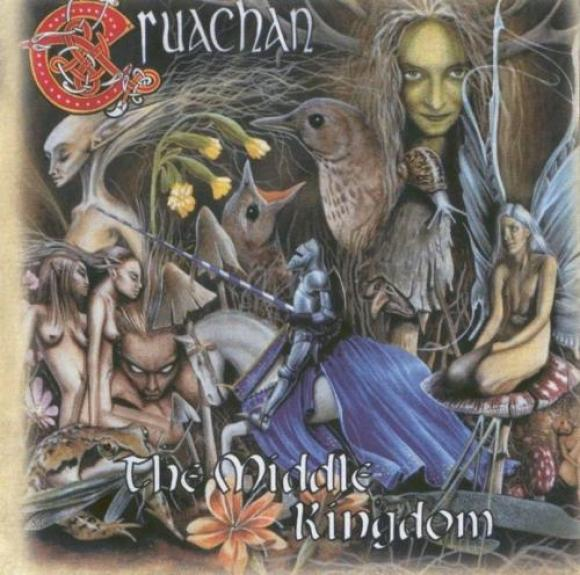 Cruachan - The Middle Kingdom (2000)