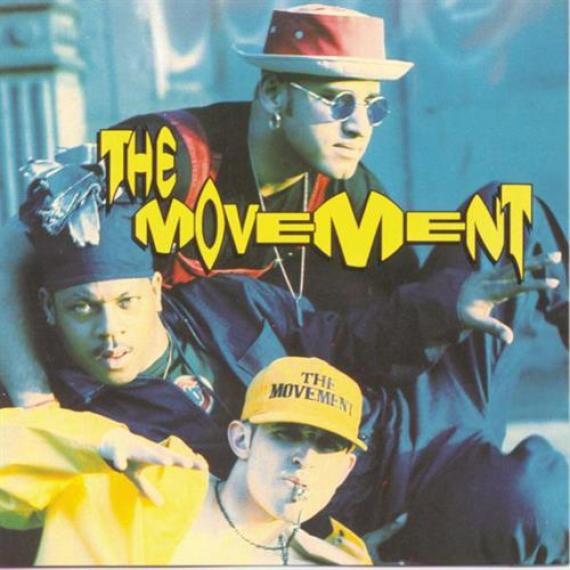 The Movement - The Movement (1992)