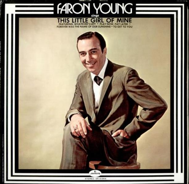 Faron Young - This Little Girl Of Mine (1972)