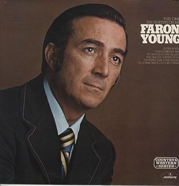 Faron Young - This Time The Hurtin's On Me (1973)