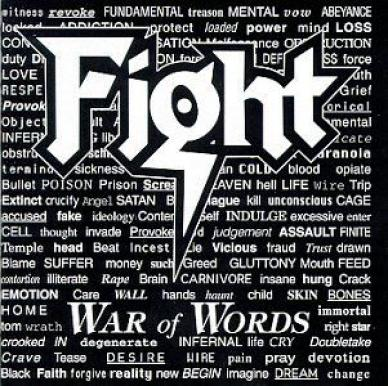 Fight - War Of Words (1993)
