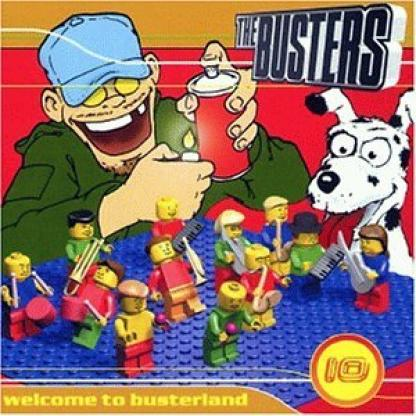 The Busters - Welcome To Busterland (1999)