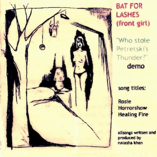 Bat For Lashes - Who Stole Petretski's Thunder? (2004)